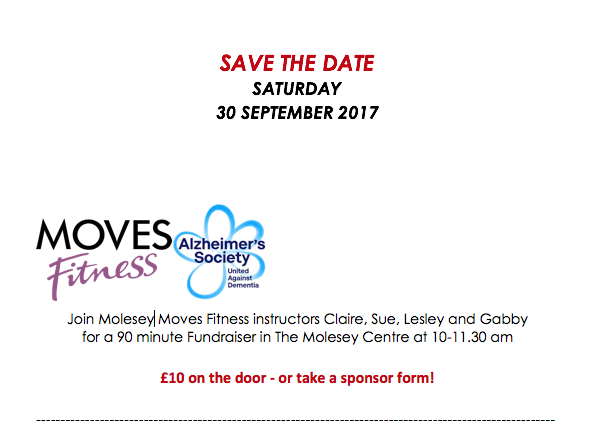 Move Fitness Charity Event