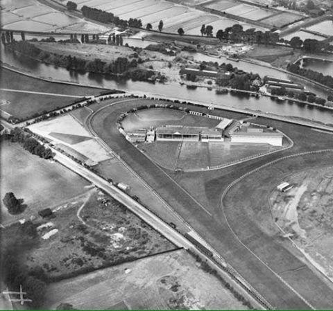 Hurst Park 1928